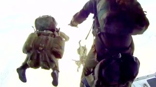 High-altitude Military Parachuting