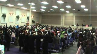 Pastor Audalus Estime - 4th Annual Praise and Worship Convention at Maranatha. part 12