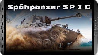 """Обзор Spähpanzer SP I.C """"Шпик"""" [WoT Blitz]"""