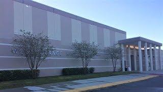 West Orange High School 2018 4K Aerial Flyover