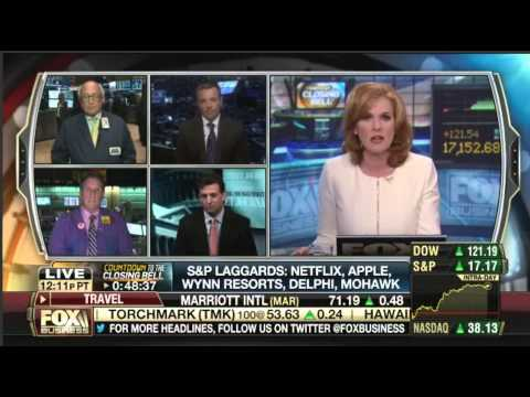 Trent Wagner on Fox Business'
