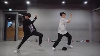 [수런 - Suren] Post Malone - Ball For Me ft. Nicki Minaj (1Million Dance Studio)