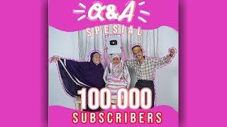 Spesial 100ribu Subscribers Tanya Jawab | Q&A - Engkasi