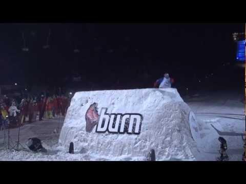 Burn In Snow 2013 - highlights