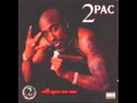 2pac Tupac I Ain't Mad At Cha‏