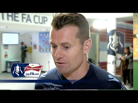 Shay Given and Ashley Westwood in Tunnel Post-Match | FATV