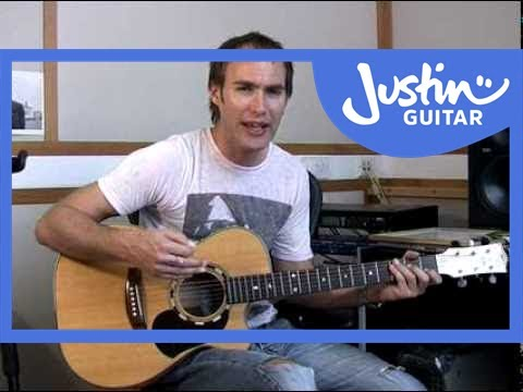 Really Useful Strumming Techniques DVD DEMO (Guitar Lesson PR-007) How to play
