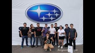 Bangsar Babe x Subaru XV