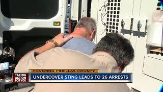 20+ arrested in unlicensed contractor sting