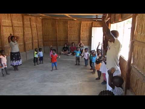All Out Africa - Learn and Play at Escolinha Nasshanana - Tofo, Mozambique