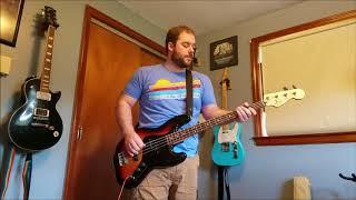 Blink 182 - Mutt (Bass Cover)