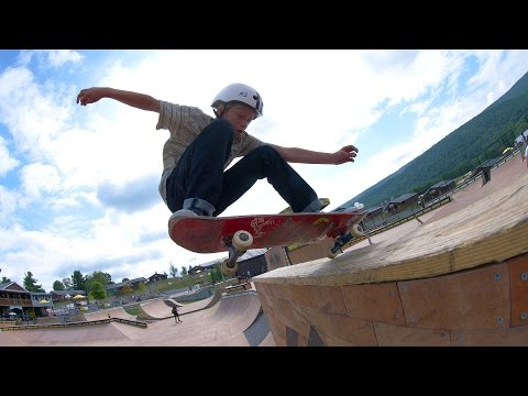Camp Woodward Season 8 - EP8: Spontaneous Little Man