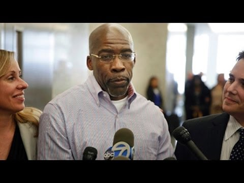 Man Who Served 25 Yrs In Jail Was Innocent