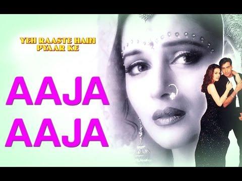 Aaja Aaja - Yeh Raaste Hain Pyaar Ke | Madhuri Dixit & Ajay Devgn | Asha Bhosle video