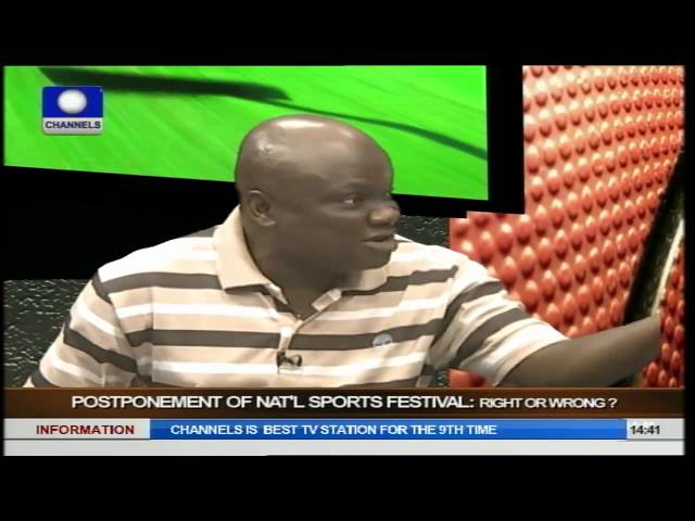 Sports Palava Analysts Debate On The Postponement Of National Sports Festival pt 2