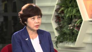"Chong Yoke Sin ""Connect The Dots In Healthcare"" 