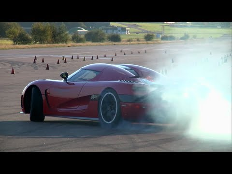 The Ultimate Test Drive - /Inside Koenigsegg