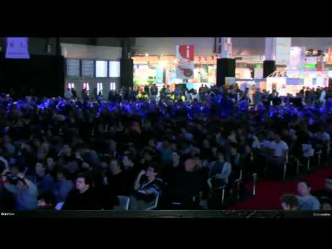 Na`Vi vs EHOME @ ESWC 2011 Dota 2 FINAL Game 1 MUST SEE