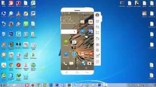 شرح برنامج MirrorGO لعرض شاشة الهاتف علي شاشة الكمبيوتر والتحكم بها بسهولة