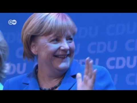 Angela Merkel's conservatives win German election | Journal