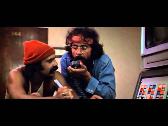 Cheech & Chong  - Viel Rauch um Nichts (Polizeifunk)