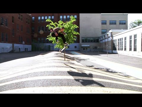 Ethernal Skate Films / Back in the Game : One Day of Skateboarding with Steven Mazz in Montreal