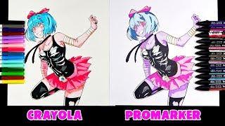 Crayola Markers VS Promarker | Escolar VS Profesional | ArteMaster