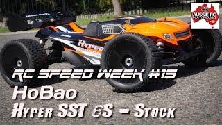 RC SPEED WEEK #15 - HoBao Hyper SST 4S&6S - Stock