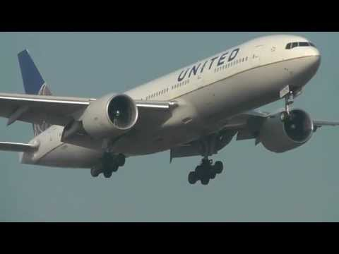 Heathrow Airport - 09L Landings - 5th March 2013