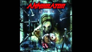 Watch Annihilator All For You video