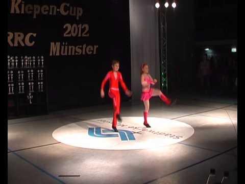 Nele Drüge & Nico Rötz - Kiepen Cup 2012