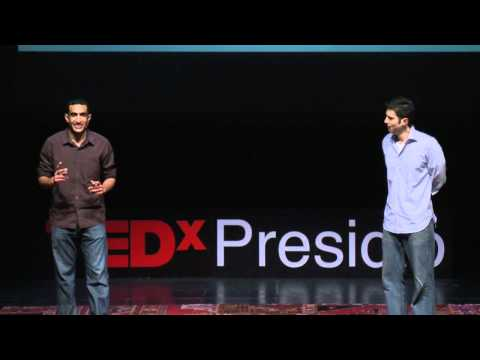 Tedxpresidio - Nikhil Arora And Alejandro Velez video