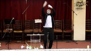 Speechless Gospel Mime - Thank You for my life