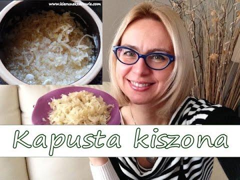Kapusta Kiszona - Jak Zrobić I Dlaczego Jest Taka Zdrowa:-)/ Kierunek Zdrowie