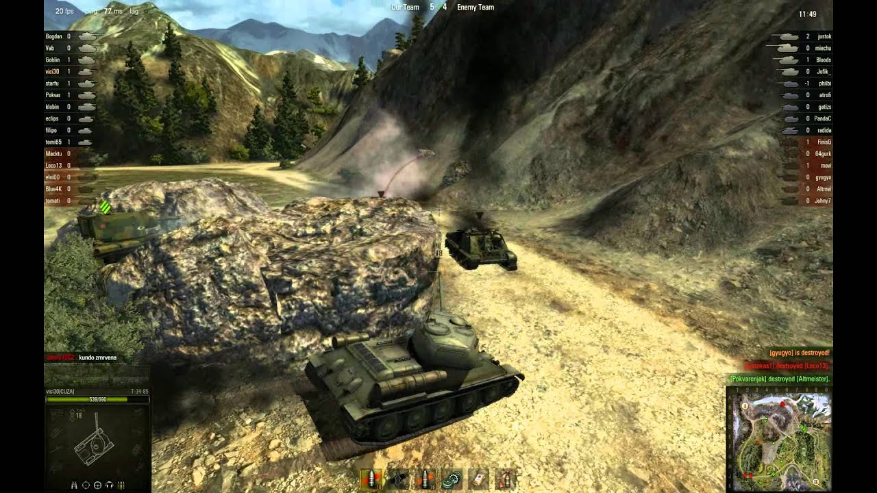 t 34 wot gameplay venice - photo#17