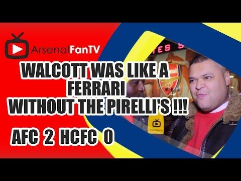Walcott Was Like A Ferrari Without The Pirelli's !!! - Arsenal 2 Hull City 0