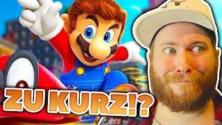Super Mario Odyssey IST ZU KURZ!?