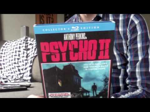 Psycho ii Blu Ray Psycho ii Amp Iii Blu Ray