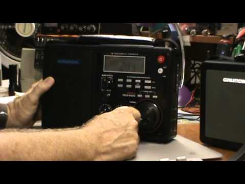 TRRS #0123 - Review of the Grundig S450DLX AM/FM Shortwave Radio