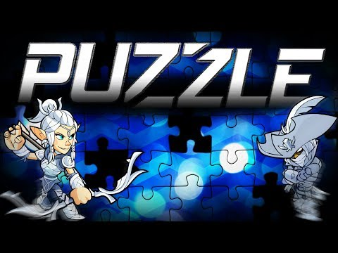 Puzzle - A Brawlhalla Montage (+CC Giveaway)