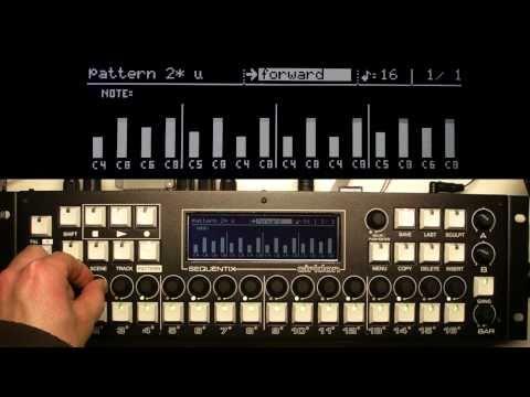 Cirklon tutorial 3 part 2