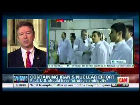 Sen. Rand Paul on CNN's The Situation Room with Wolf Blitzer - 2/6/13