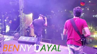 BENNY DAYAL LIVE AT COLLEGE FEST | COKE STUDIO CAMPUS |BEFIKRE | BANG BANG | ACCOMBLISS