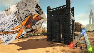Explore the Ark #14: How to Tame a Phoenix (Ark: Survival Evolved)