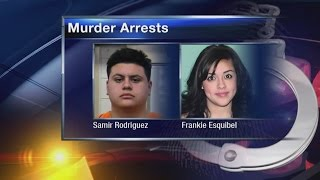 2 arrested in connection to man's murder