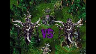 Warcraft 3 Romana Night Elf vs Night Elf  Secret Valley