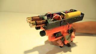 كيف تصنع سلاح كهربائي قاتل