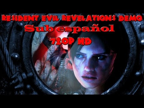 Resident Evil : Revelations™ Demo XBOX360/PS3 Ingles Sub Español [True 720p]
