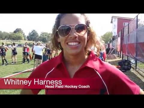 Field Hockey Post-Game: West Chester 6, Seton Hill 0