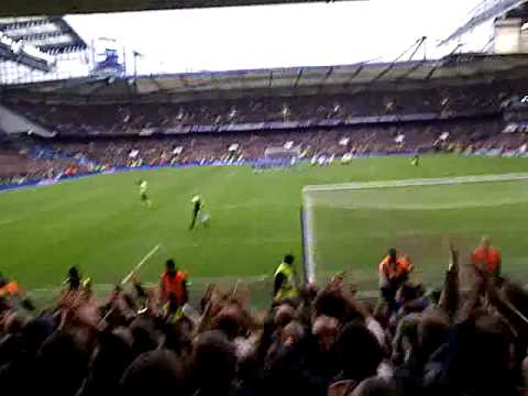 Chelsea v Everton Fa Cup Replay Tim Howard